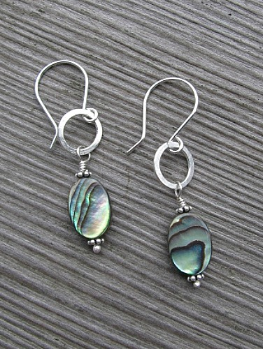 abalone ovals