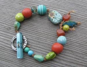Bo Hulley bracelet