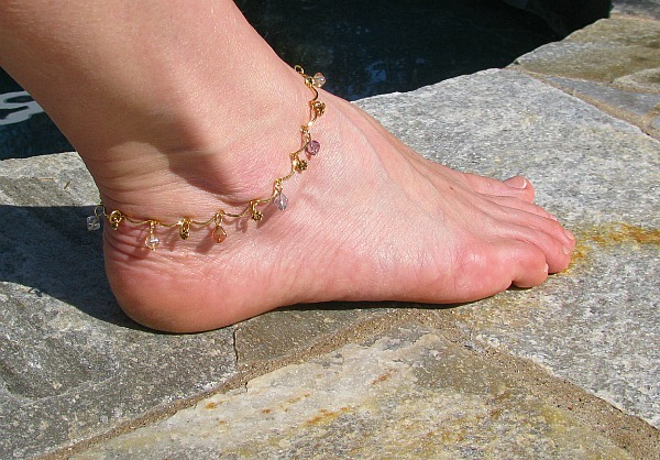 5283f40bd55 Rustic and Refined…Kashmira s Anklet Blog Hop is Here!