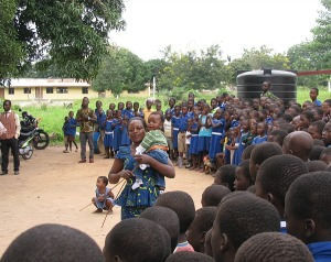 Primary school greeting 2
