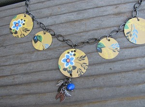 tin necklace 2