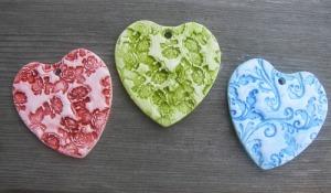 tile hearts