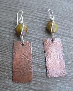 floral copper