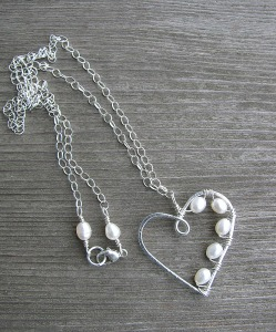 Sterling heart 2