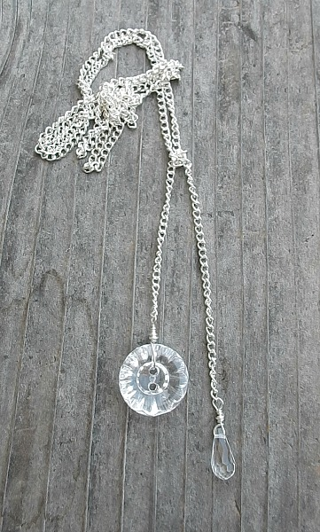 button lariat