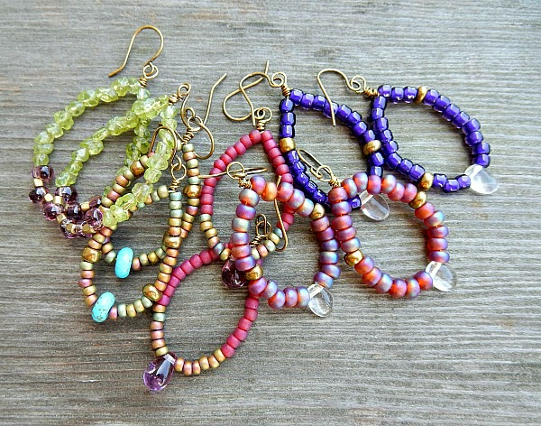 Seed Bead Bunch