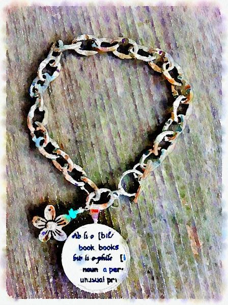 Waterlogue Book Bracelet