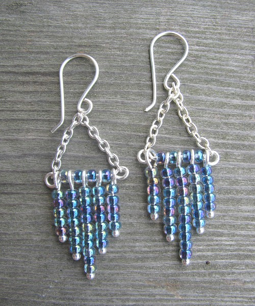blue seed bead sails 2