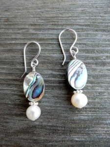 abalone pearls