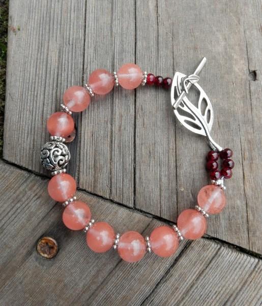 leaf toggle bracelet 2