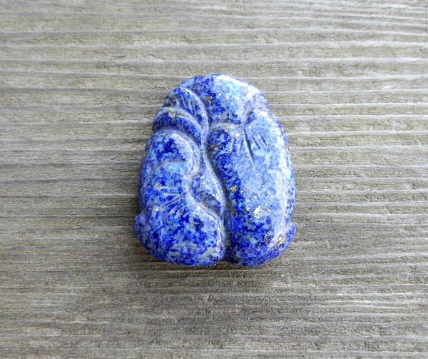 carved lapis