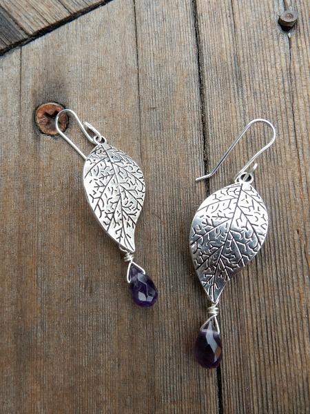silver-leaf-earrings