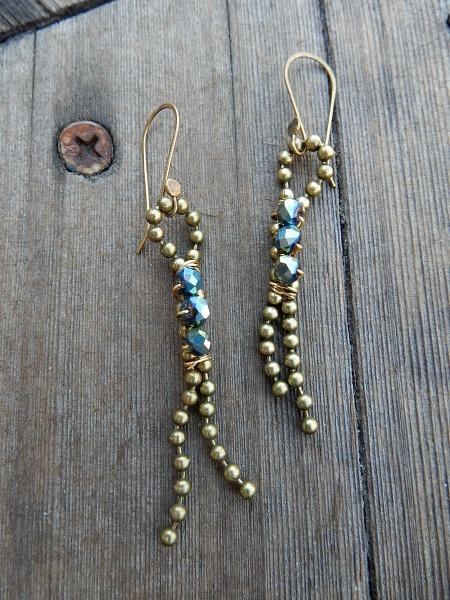 ball-chain-earrings