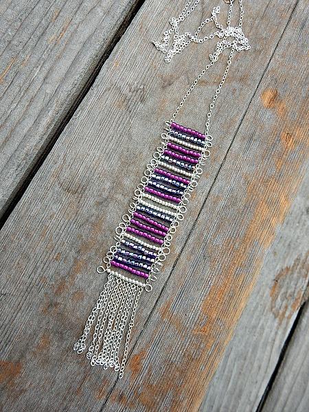 purple ladder 2