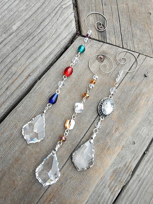 crystal hangers