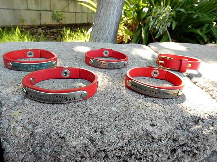 Red Bracelets 2