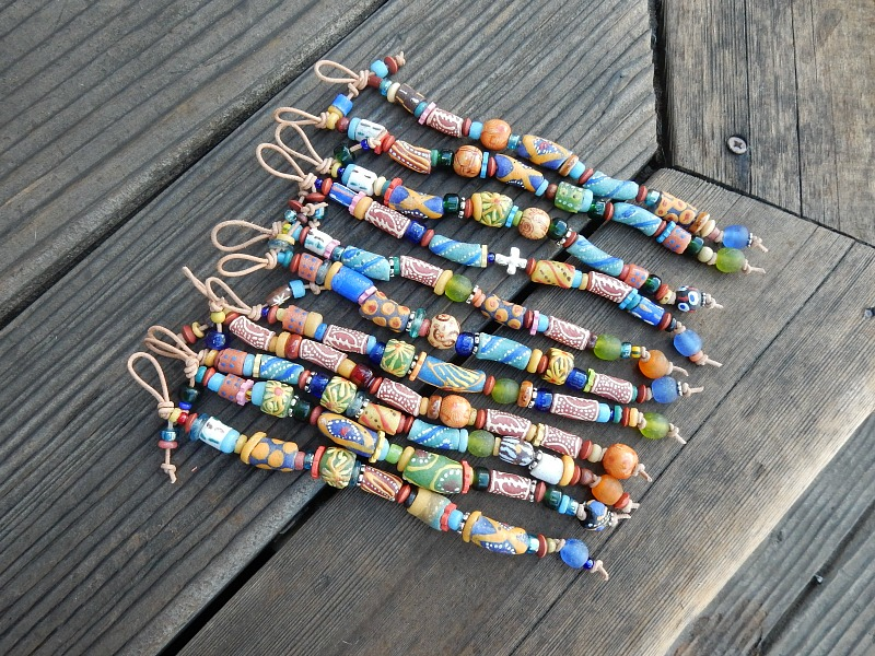 Ghana bracelets